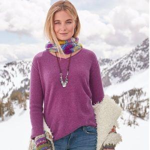 Sundance Beloved Cashmere Pullover sweater
